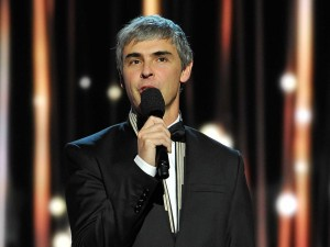 Citations de Larry Page qui illustrent la grandeur de sa vision