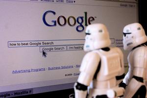 L'évolution historique de Google et le référencement