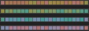 Test en ligne de perception des couleurs