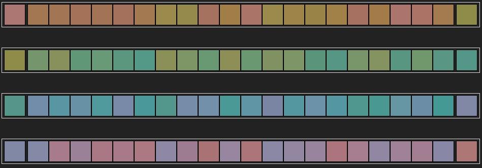 test des couleurs en ligne
