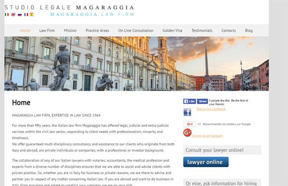 12 site web d'avocat en anglais